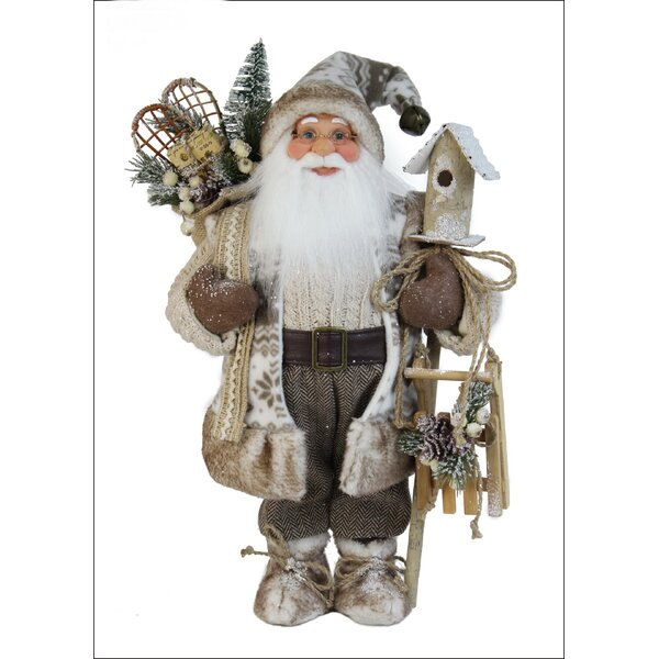 Santa Claus Statue Wayfair