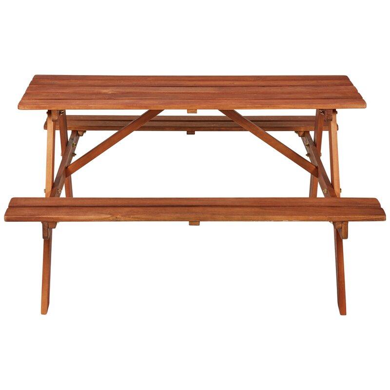 castleton home picknicktisch bewertungen. Black Bedroom Furniture Sets. Home Design Ideas