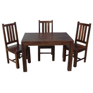 Dark Wood Dining Table | Wayfair.co.uk