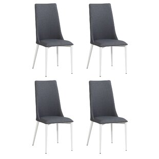 Klaus Side Chair (Set of 4) by Orren Ellis