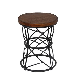 Arlene End Table by Ivy Bronx