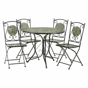 Bautista 4 Seater Dining Set By Sol 72 Outdoor