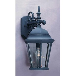 Find 1-Light Outdoor Wall Lantern By Volume Lighting