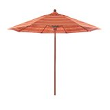 Sierra Series Patio 9 Market Sunbrella Umbrella