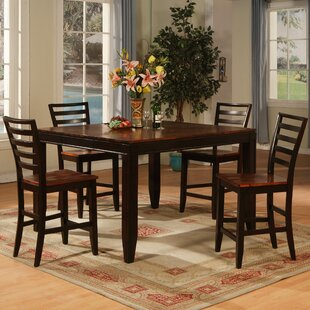 Wildon Home ® 5 Piece Dining Set