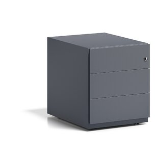 Note 3-Drawer Roll Container By Bisley