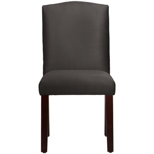 Premier Arched Upholstered Dining Chair Skyline Furniture