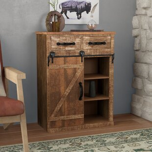 Deshmukh 2 Drawer Accent Cabinet by Loon Peak