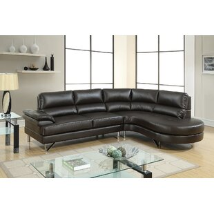 Warrior Reversible Sectional by Orren Ellis Herry Up