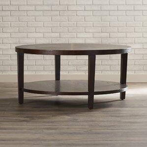 Fabiano Round Coffee Table by Brayden Studio