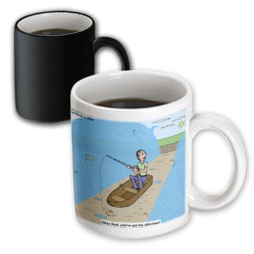 3drose Fishing With God Coffee Mug Wayfair
