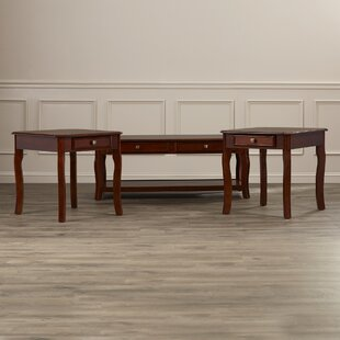 Darby Home Co Bethel 3 Piece Coffee Table Set