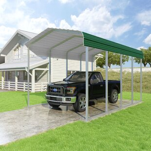 Classic 14 Ft. x 20 Ft. Canopy by Versatube Building Systems