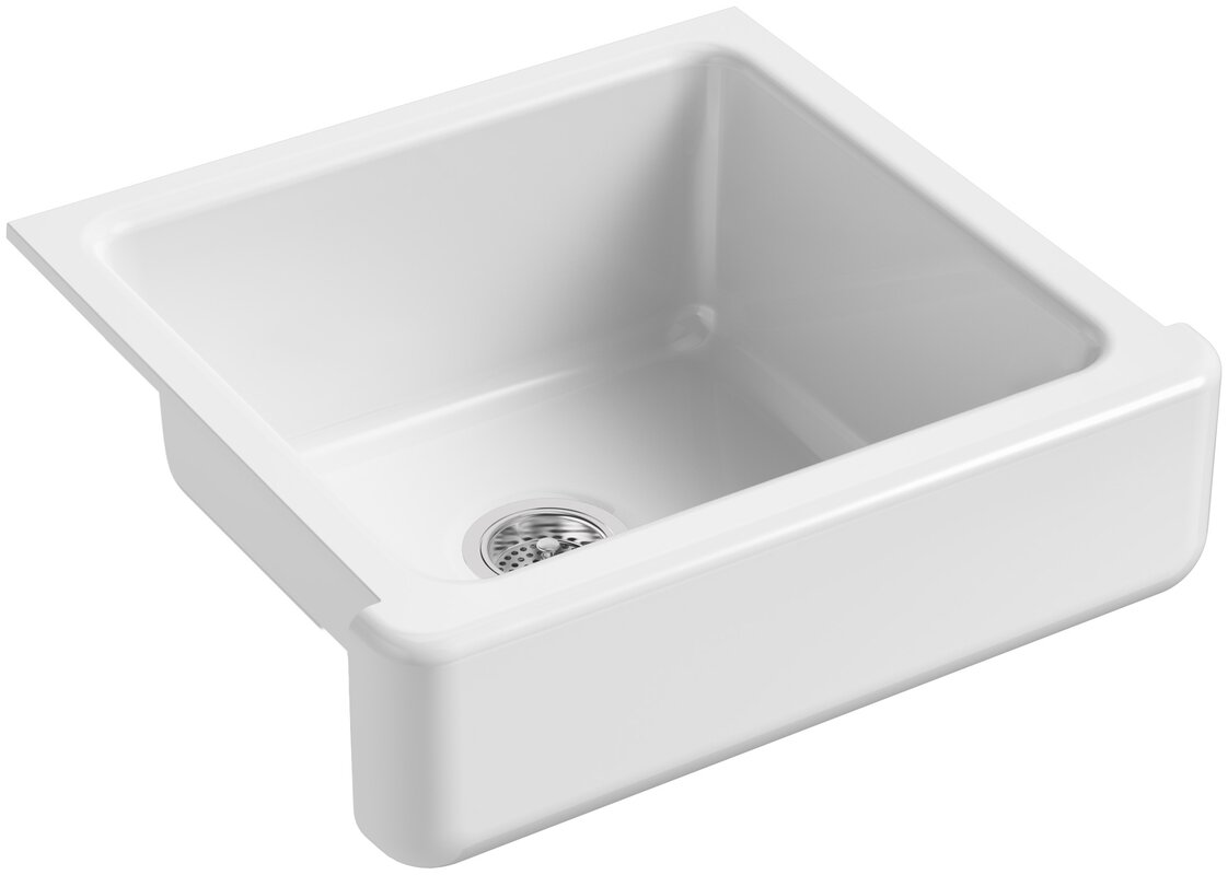 33 Inch Apron Sink | Wayfair