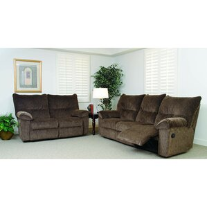 Configurable Living Room Set by Serta Uphols..