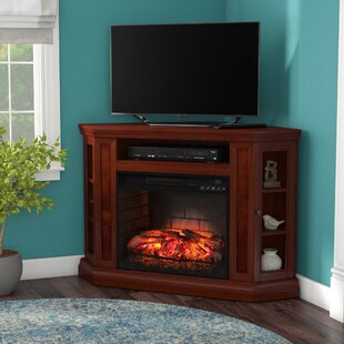 Contreras Convertible TV Stand for TVs up to 46 with Fireplace