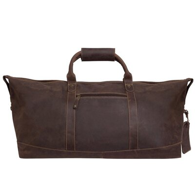 """Little River 22"""" Travel Duffel Canyon Outback Leather"""