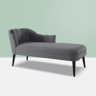Deals Cleobury Right Arm Chaise Lounge by Everly Quinn Reviews (2019) & Buyer's Guide