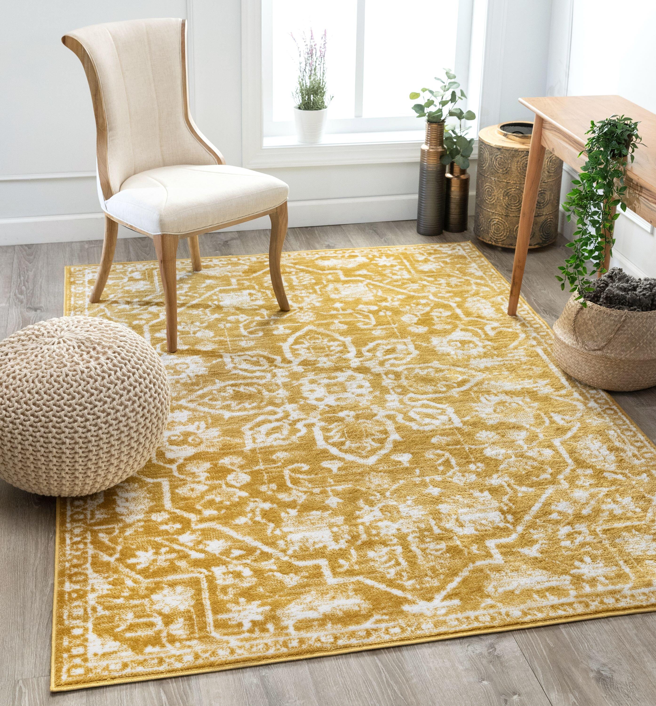Alle Teppiche Gelb Gold Zum Verlieben Wayfair De