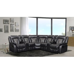 Okeefe Motion Symmetrical Reclining Sectional