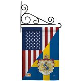 Us Flag Wall Art Wayfair