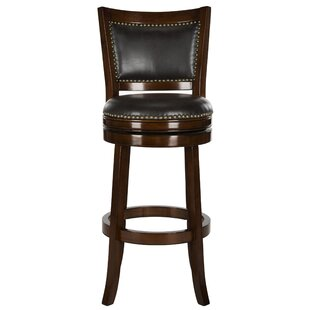 Galiano 29 Swivel Bar Stool Charlton Home