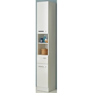 Chatalina 30 X 195.5cm Tall Bathroom Cabinet By 17 Stories
