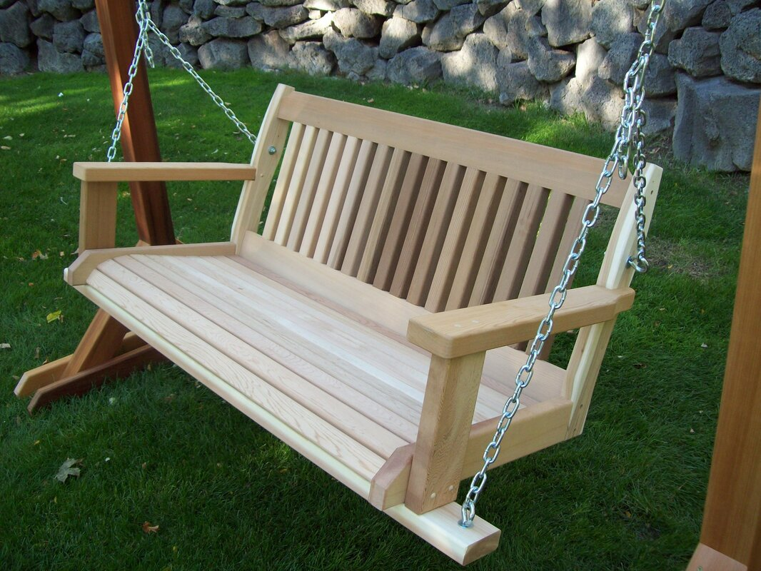Bench Swing Part - 20: Cabbage Hill Porch Swing