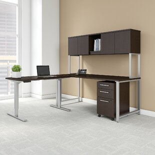 400 Series 3 Piece L-Shape Desk Office Suite