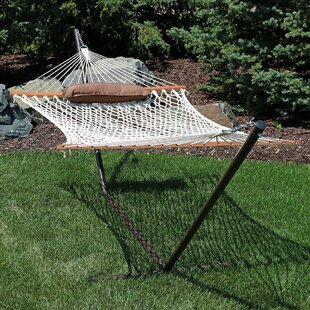 Freeport Park Kyleigh Cotton Hammock with Stand