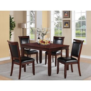 Ericsson 5 Piece Dining Set by Darby Home Co