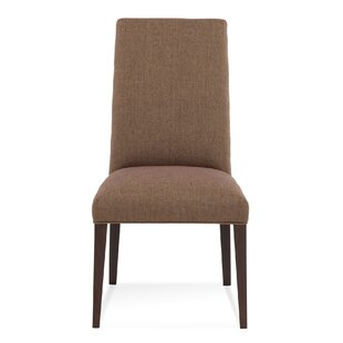 Castelnaud Upholstered Parsons Chair by Loon Peak