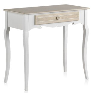 Clarkfield Wooden 1 Drawer Console Table By Lily Manor