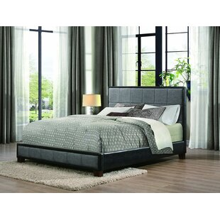 Carrie Upholstered Platform Bed