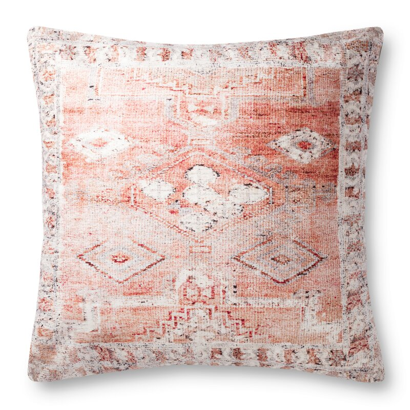 Loloi Rugs Damask 36 Floor Pillow Cover Wayfair Ca