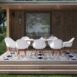 Colyer 9 Piece Dining Set with Cushions