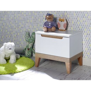 Evidence 1 Drawer Nightstand By Sofamo