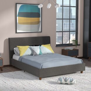 Zipcode Design Colonial Place Upholstered Platform Bed