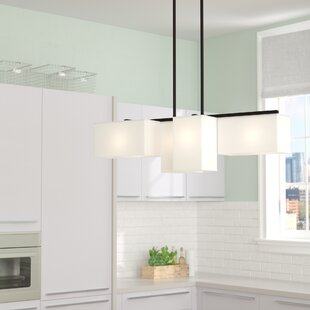 Latitude Run Moton 4-Light Kitchen Island Pendant