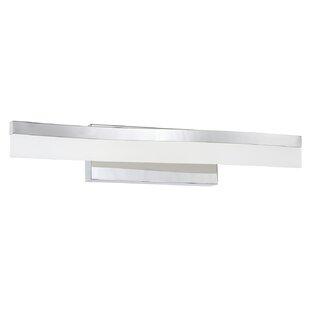 Apgar 1-Light LED Bath Bar by Latitude Run