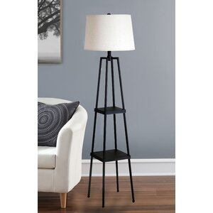 58″ Tripod Floor Lamp