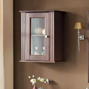 Boutwell 46cm X 57cm Wall Mounted Cabinet By Three Posts
