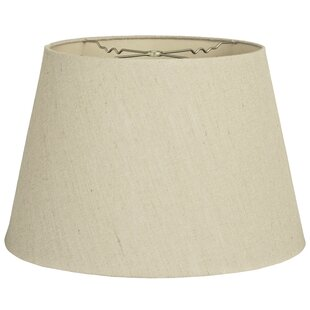 Tapered 12 Linen Empire Lamp Shade