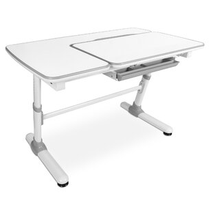 Weedman Height Adjustable 47 W Art Desk with Drawer
