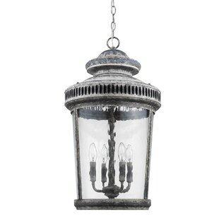Abramo 4-Light Lantern Pendant by August ..