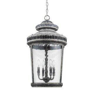 Abramo 4-Light Lantern Pendant by August ..
