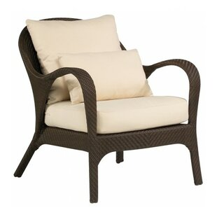 Woodard Bali Lounge Chair with Cushions