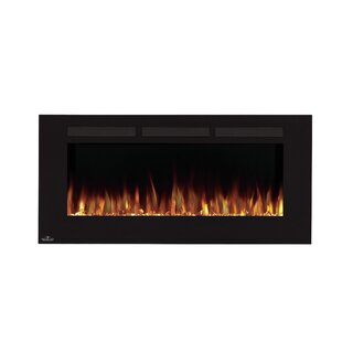 Allure Wall Mounted Electric Fireplace by Napoleon SKU:BA539140 Information