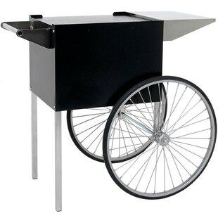 Professional Series Popcorn Machine Cart