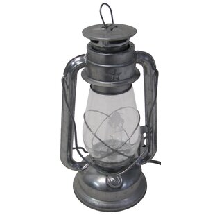 Leigh Country Lonestar Metal Lantern